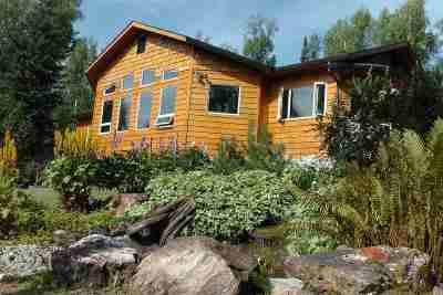 Fairbanks AK Single Family Home For Sale: $648,000