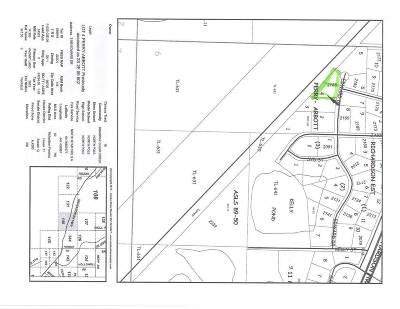 North Pole Commercial Lots & Land For Sale: 2185 Edward Drive