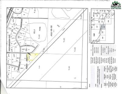North Pole Commercial Lots & Land For Sale: 2225 Jarred Drive