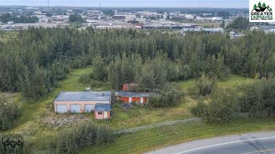 Fairbanks Commercial Lots & Land For Sale: Nhn Old Richardson Highway