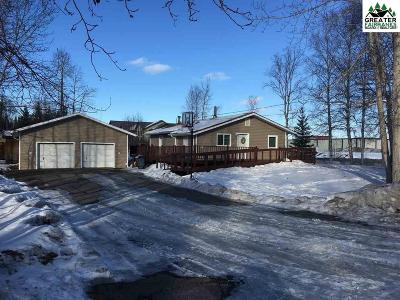 North Pole Single Family Home For Sale: 363 Park Way