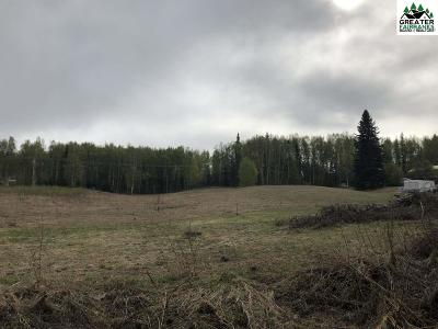 Residential Lots & Land For Sale: Nhn Old Chena Hotsprings Road
