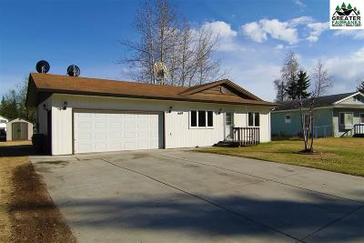 Fairbanks Single Family Home For Sale: 1609 Washington Dr.