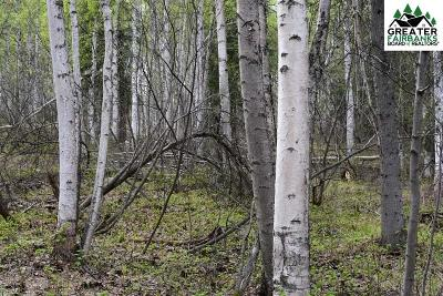 Fairbanks Residential Lots & Land For Sale: Tra Blue Fox Run