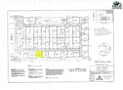 NORTH POLE Residential Lots & Land For Sale: L3 Bd Stormin Norman Avenue