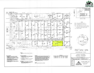 NORTH POLE Residential Lots & Land For Sale: L8a Bd Stormin Norman Avenue