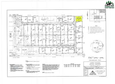 NORTH POLE Residential Lots & Land For Sale: L1 Bc Crazy Frank Street