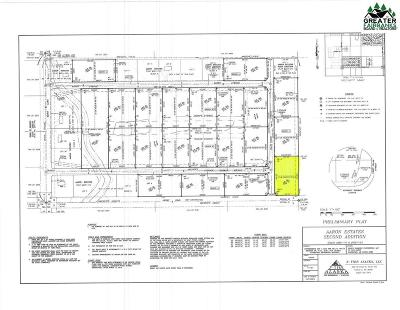 NORTH POLE Residential Lots & Land For Sale: L6a Bc Crazy Frank Street