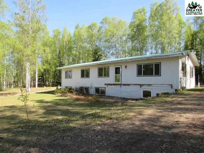 North Pole AK Single Family Home For Sale: $95,000