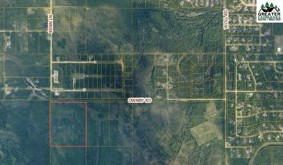 Residential Lots & Land For Sale: Nhn Ownby Road