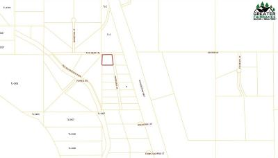 Salcha Residential Lots & Land For Sale: Nhn Markgraf Street