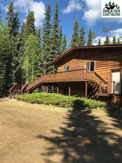 Fairbanks AK Single Family Home For Sale: $349,000