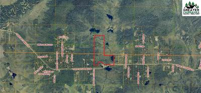 Residential Lots & Land For Sale: Nhn Chena Hot Springs Road