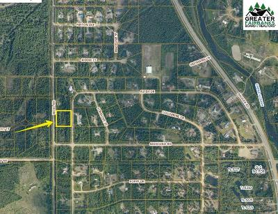 North Pole Residential Lots & Land For Sale: Nhn Aster Drive