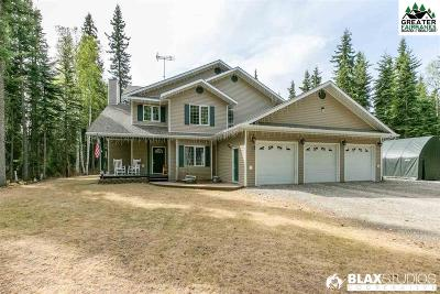 North Pole AK Single Family Home For Sale: $409,900