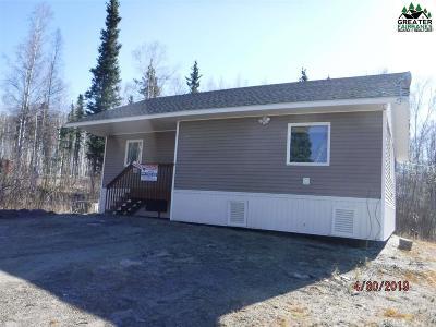 Fairbanks Single Family Home For Sale: 125 Teresa Turnaround