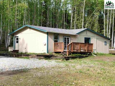 Fairbanks Single Family Home For Sale: 654 Wagner Lane