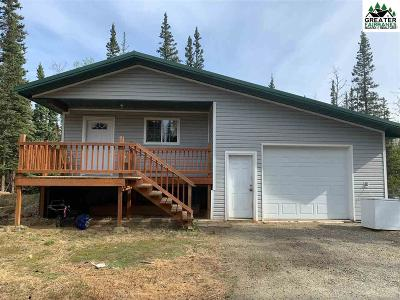 Delta Junction Single Family Home For Sale: 3219 S South Eielson Avenue