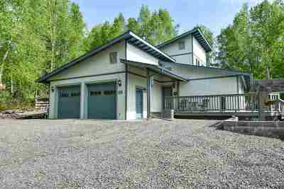 Fairbanks Single Family Home For Sale: 1507 Scenic Loop