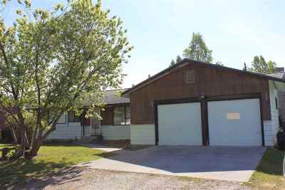 Fairbanks Single Family Home For Sale: 2675 Talkeetna