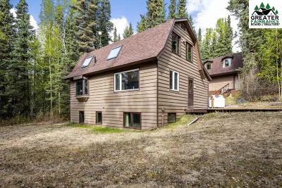 Fairbanks Single Family Home For Sale: 822 Chena Hills Drive