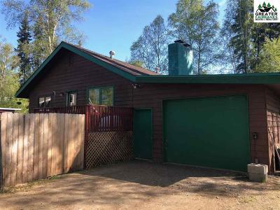 Fairbanks North Star Borough Single Family Home For Sale: 455 Ramola Street