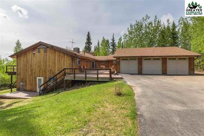 Fairbanks Single Family Home For Sale: 1443 Holy Cross Drive