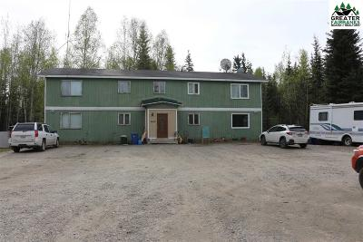 NORTH POLE Multi Family Home For Sale: 4827 Cul-De-Sac Court