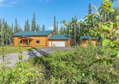 Fairbanks, North Pole Single Family Home For Sale: 1210 Florice Drive