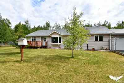 NORTH POLE Single Family Home For Sale: 2456 Tanana Drive