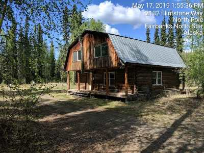 North Pole Single Family Home For Sale: 3464 Yellowstone