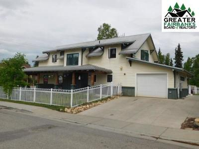 Fairbanks Single Family Home For Sale: 856 Sixth Avenue
