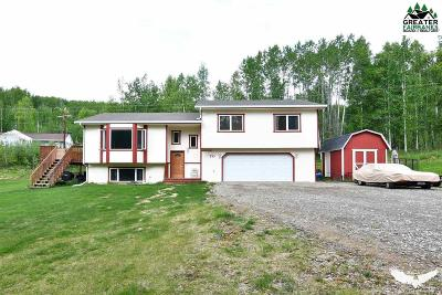 Fairbanks Single Family Home For Sale: 70 Teresa Turnaround/McGrath
