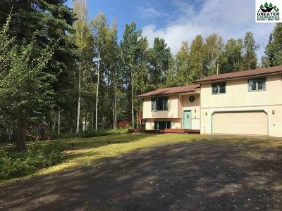 Fairbanks Single Family Home For Sale: 981 Lower Court