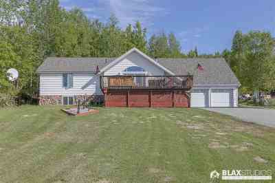 Fairbanks Single Family Home For Sale: 1522 Farmers Loop Road