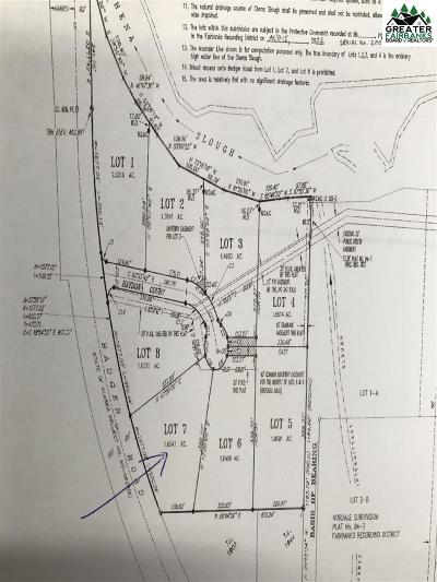North Pole Residential Lots & Land For Sale: Nhn Haydon Court