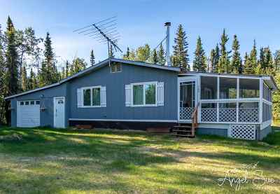 Fairbanks Single Family Home For Sale: 147 Grange Hall Road