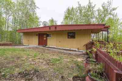 Fairbanks Single Family Home For Sale: 1027 N Old Steese Highway