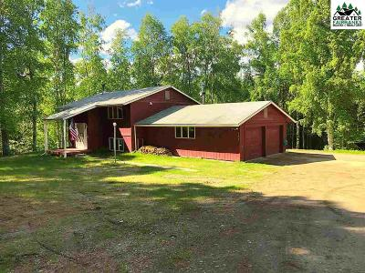 Fairbanks Single Family Home For Sale: 777 N Old Steese Highway