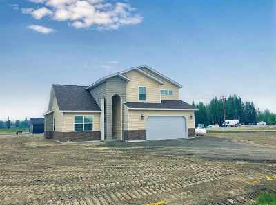 NORTH POLE Single Family Home For Sale: L5bj Third Avenue