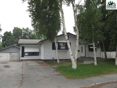 Fairbanks Single Family Home For Sale: 217 Bentley Drive