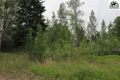 Fairbanks Residential Lots & Land For Sale: Nhn Eielson Street