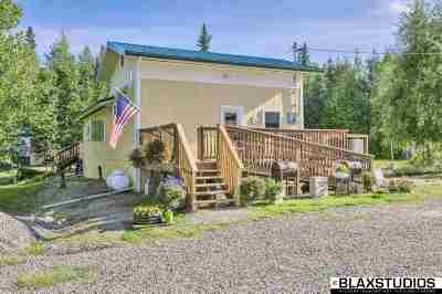 Single Family Home For Sale: 735 Sheep Creek Road