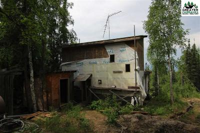 Fairbanks Single Family Home For Sale: 414 Hawk Eye Downs Drive
