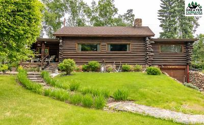 Fairbanks Single Family Home For Sale: 910 Smythe Street