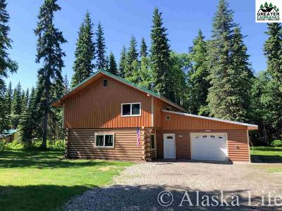 North Pole AK Single Family Home For Sale: $245,900