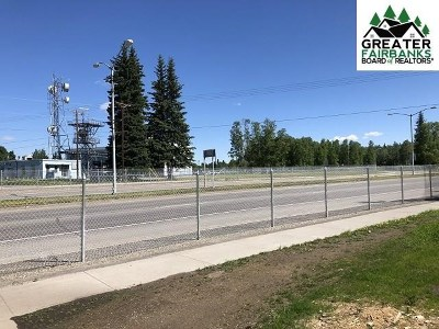 Fairbanks Commercial For Sale: 1417 Eielson Street