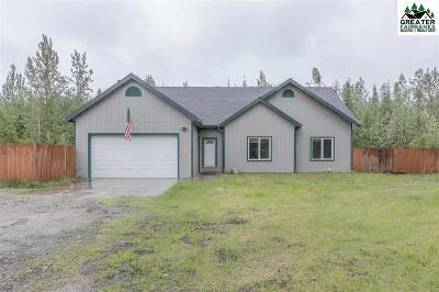 North Pole Single Family Home For Sale: 1201 Calla Lily Court