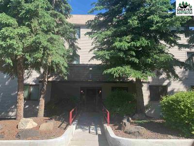 Fairbanks Condo/Townhouse For Sale: 666 11th Avenue