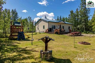 North Pole Single Family Home For Sale: 3199 Snow Shoe